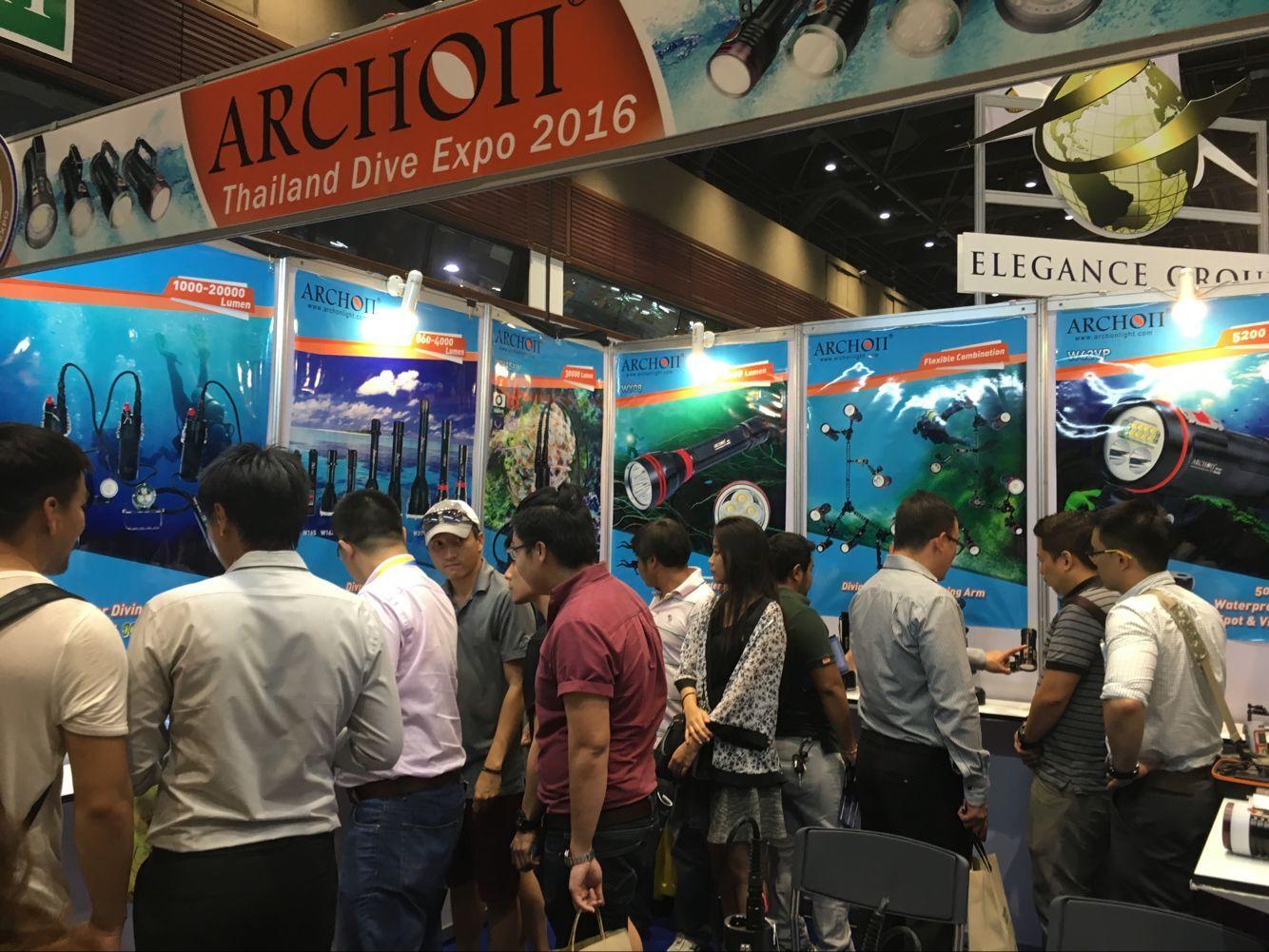ARCHON dive show