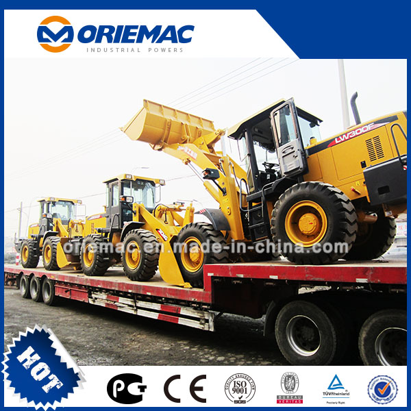 Argentina - 18 Units XCMG Wheel Loaders LW300F