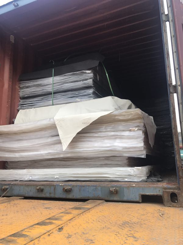 Loading pictures of cast acrylic sheet
