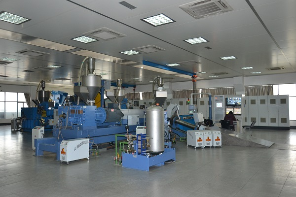 Medium Voltage Ccv Production Line with XLPE ( Mailefer)