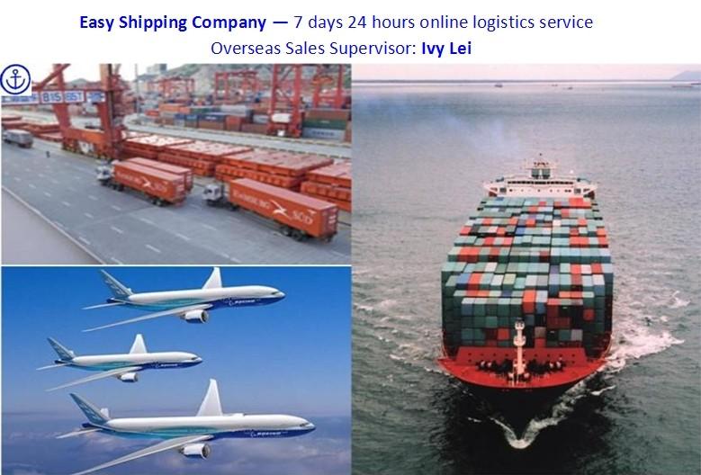One-stop logistics service