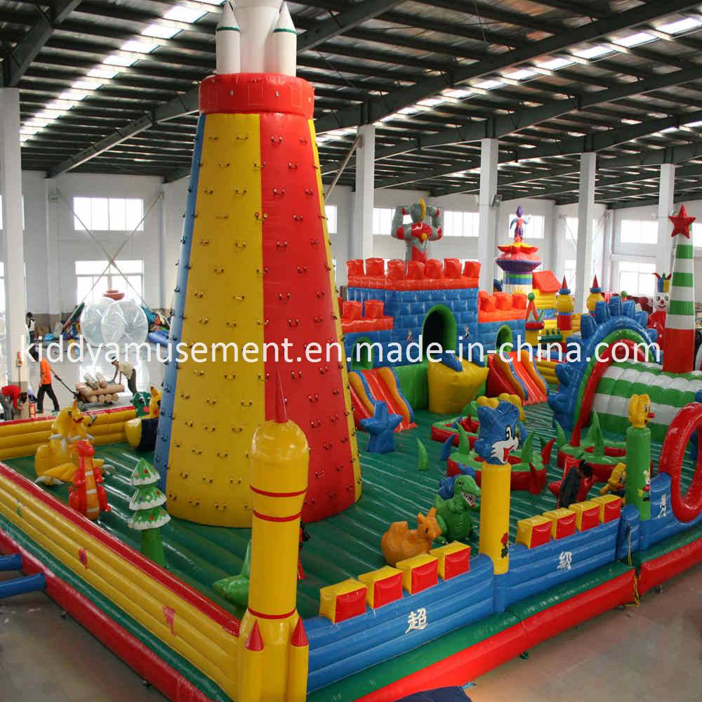 Inflatable Product Workshop