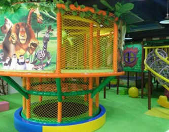 Customer Cases-Indoor playground