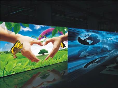 LED Indoor Display Aging