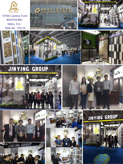 JINYING GROUP 121TH CANTON FAIR