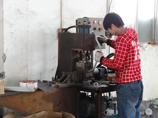Production process - bending