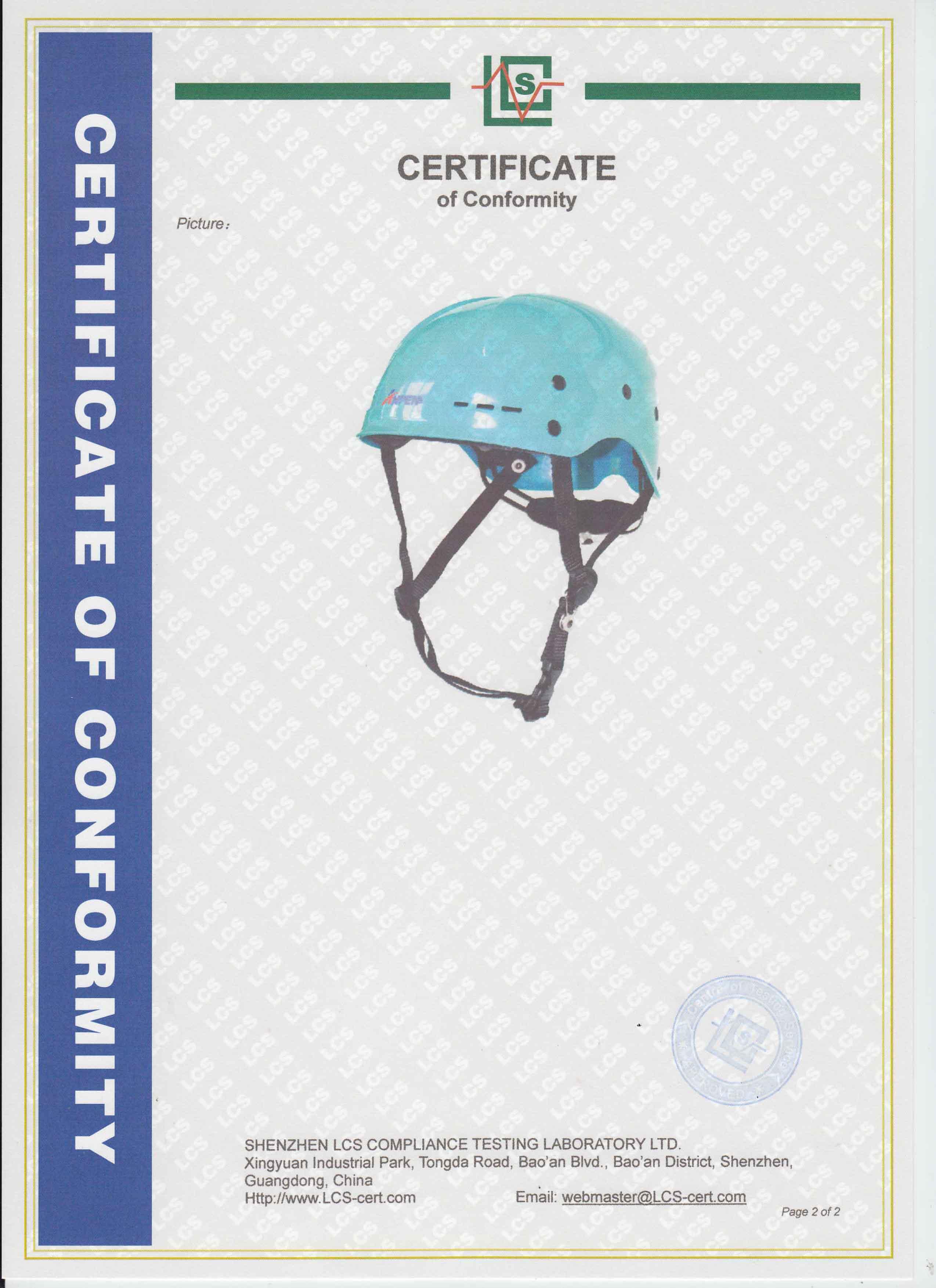Helmet HABS05 CE