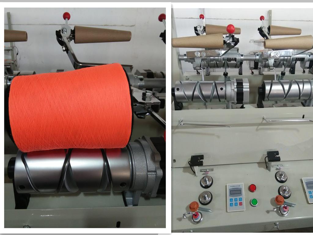 High Speed Yarn Rewinding machine