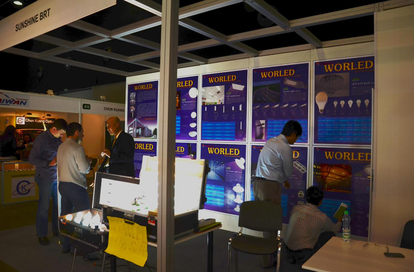 11th International Trade Show of Electrical Fittings and Security Systems ELECTRICITY 2013