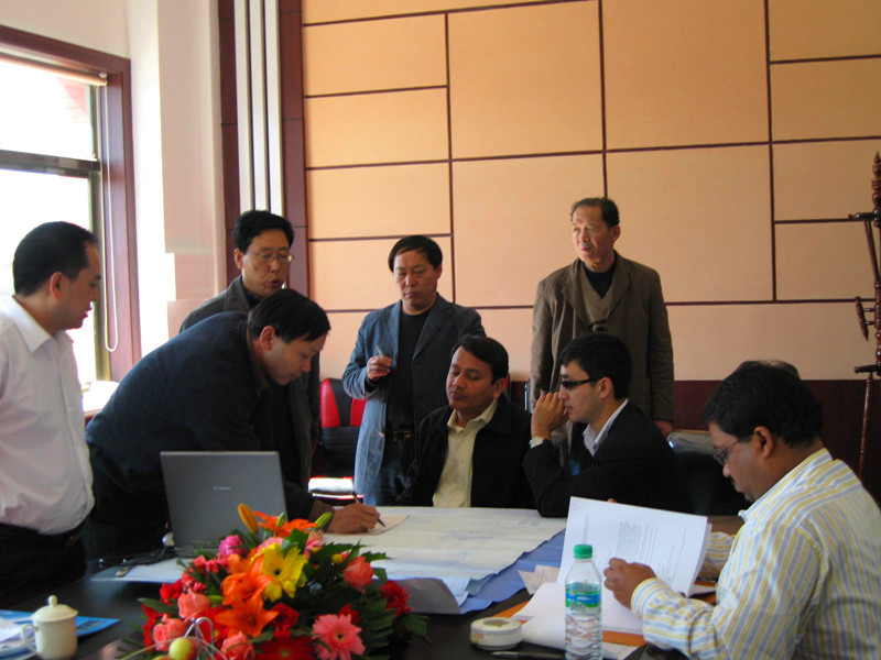 Business with Nepal company