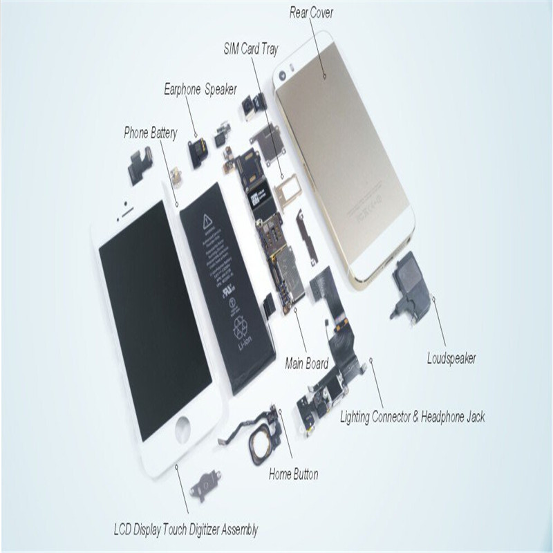 LCD Display & Touch Screen