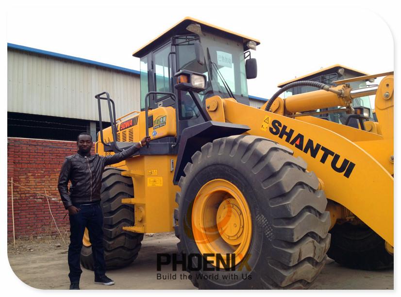 Ghana customer