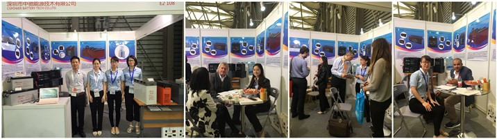 CSPOWER Attend SNEC 2016 PV EXHIBITION in Shanghai city