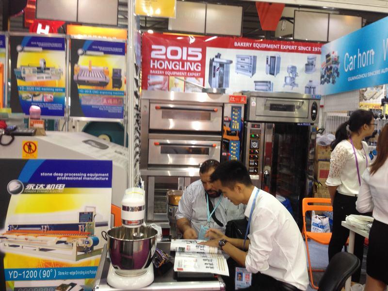 Guangzhou Hongling in 118th Canton Fair