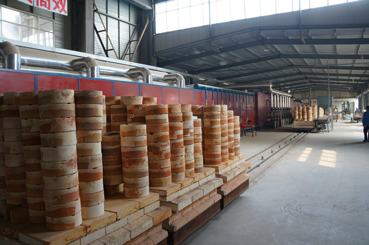 Calcined Production Line