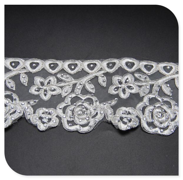Bone lace with fishion design