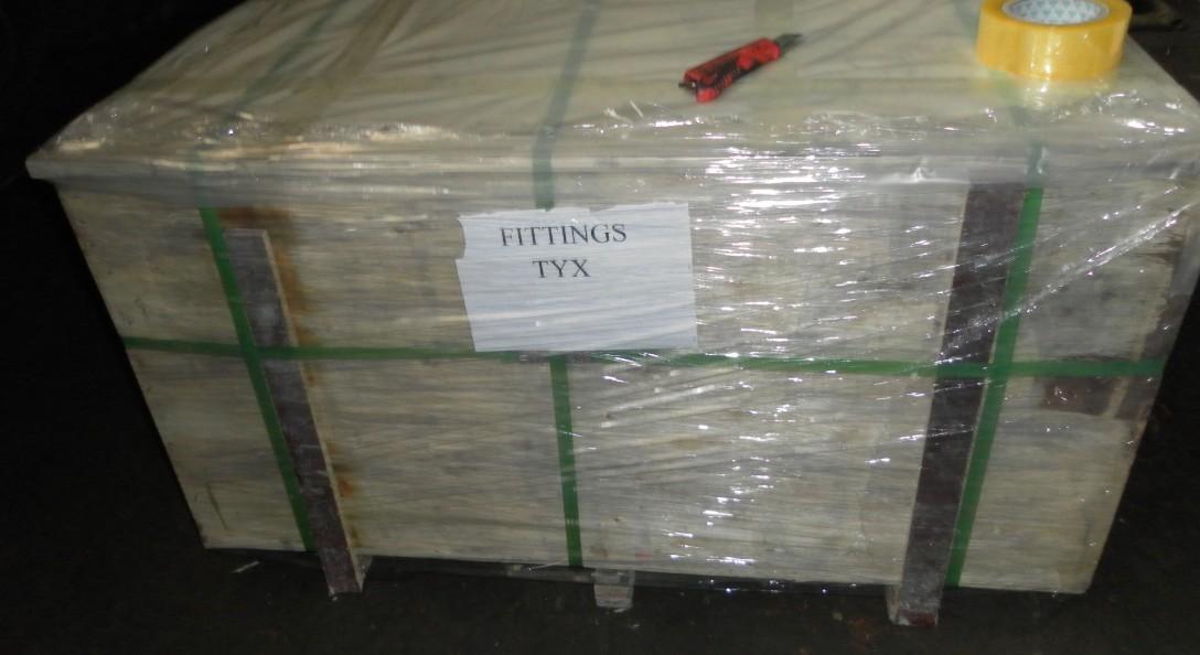 pipe fittings package