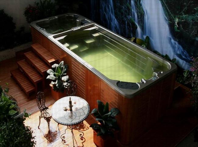 Swim Spa-8068 - Guangzhou J&J Sanitary Ware Co., Ltd.