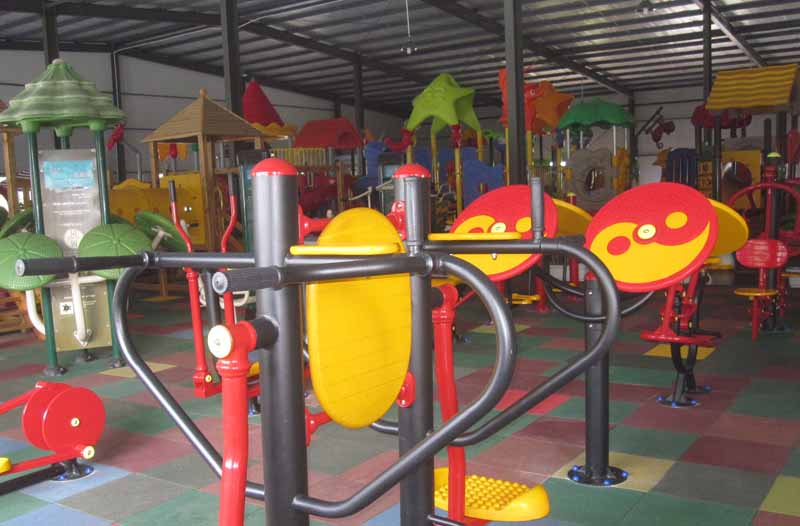 China Famous Brand Name Outdoor Fitness and Outdoor Exercise