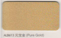 ALB613 Pure Gold