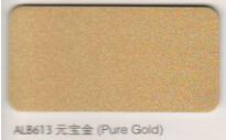 ALB613 Pure Gold