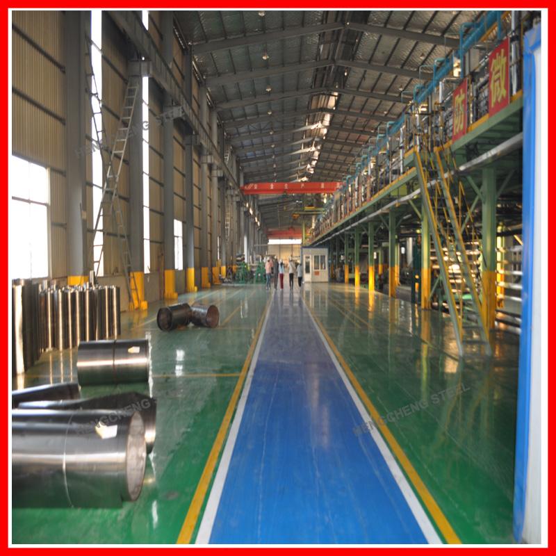 Hot Dip Galvanized Steel Coils Production Line