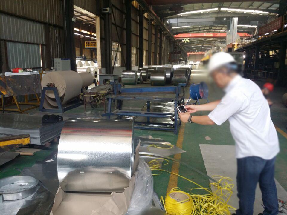 GI--Galvanized Steel Coil