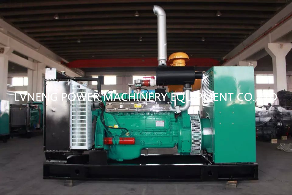 200kva natural gas generator in good condition on promotion
