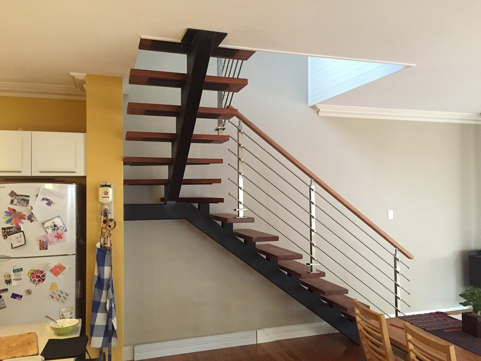 Staircase Project in Adelaide,AU
