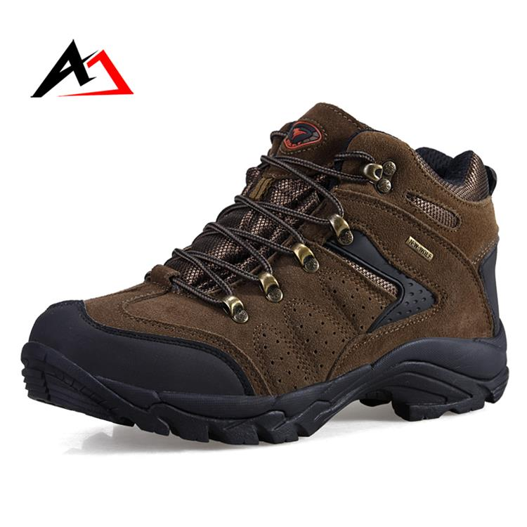 Trekking Shoes Outdoor Sports Non-Slip for Men Hiking