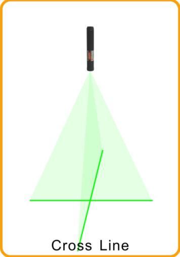 Danpon Green Laser Module Green