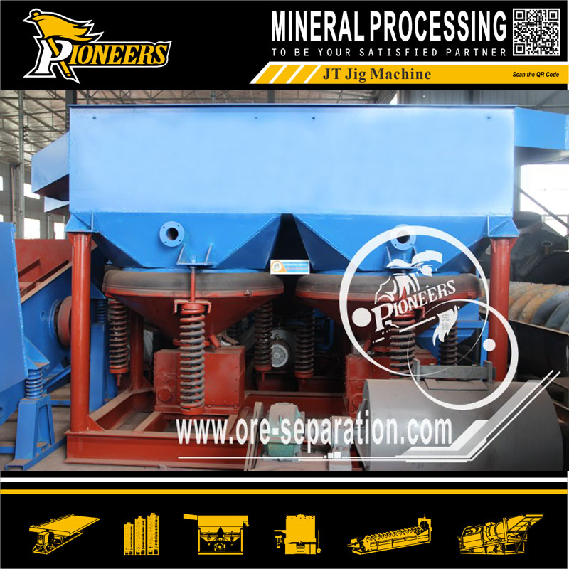 PIONEERS Jig Machine JT4-2S