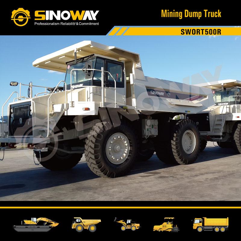 Sinoway Mining Dump Truck SWORT500R