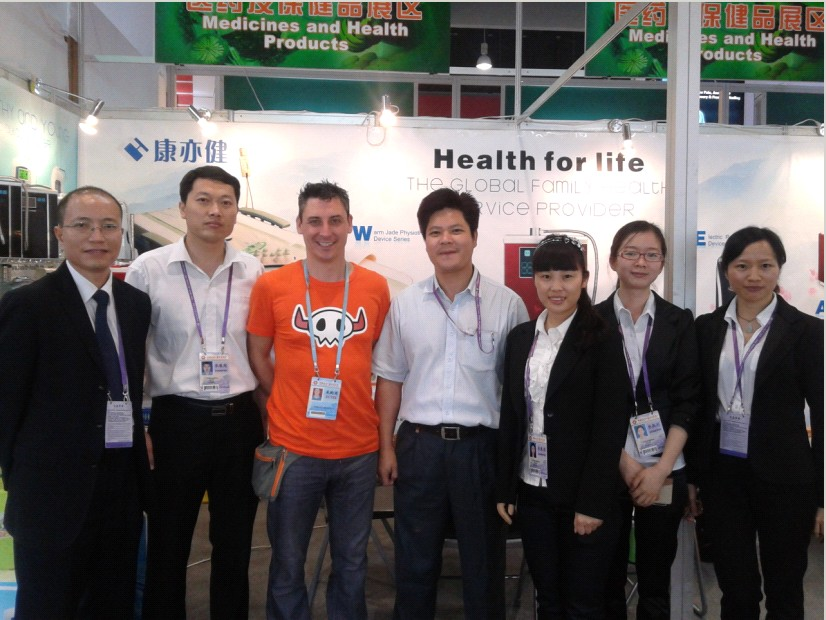 Warmly celebrate that we succeeded in attending 111th Canton Fair