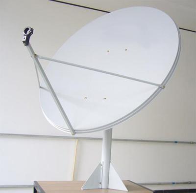 Ku band 120cm Satellite Dish Antenna
