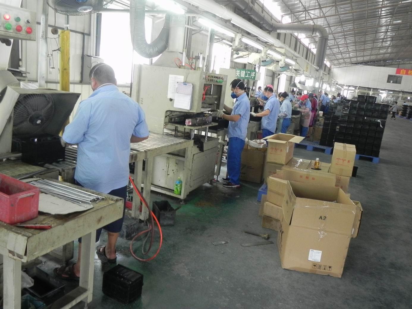 OUYAD battery workshop