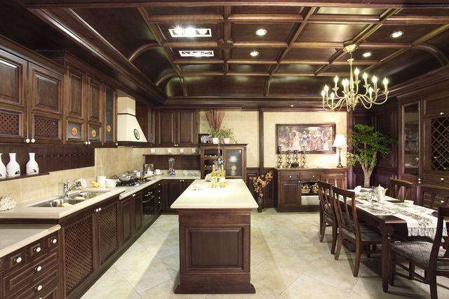 Kitchen Cabinets Showrooms solid wood kitchen cabinet showroom - hangzhou huierbang kitchen