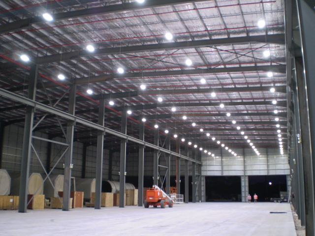 LED high bay lighting PROJECT-NANCEH 2