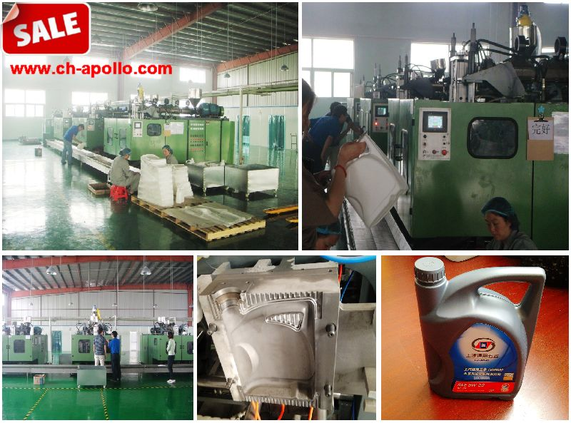 Choose best blow molding machine to your project