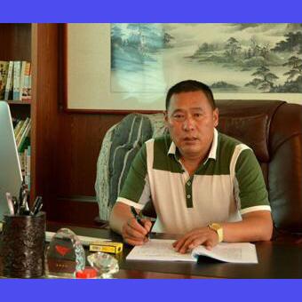 President of AOTONG Trailer -- Mr David Jia