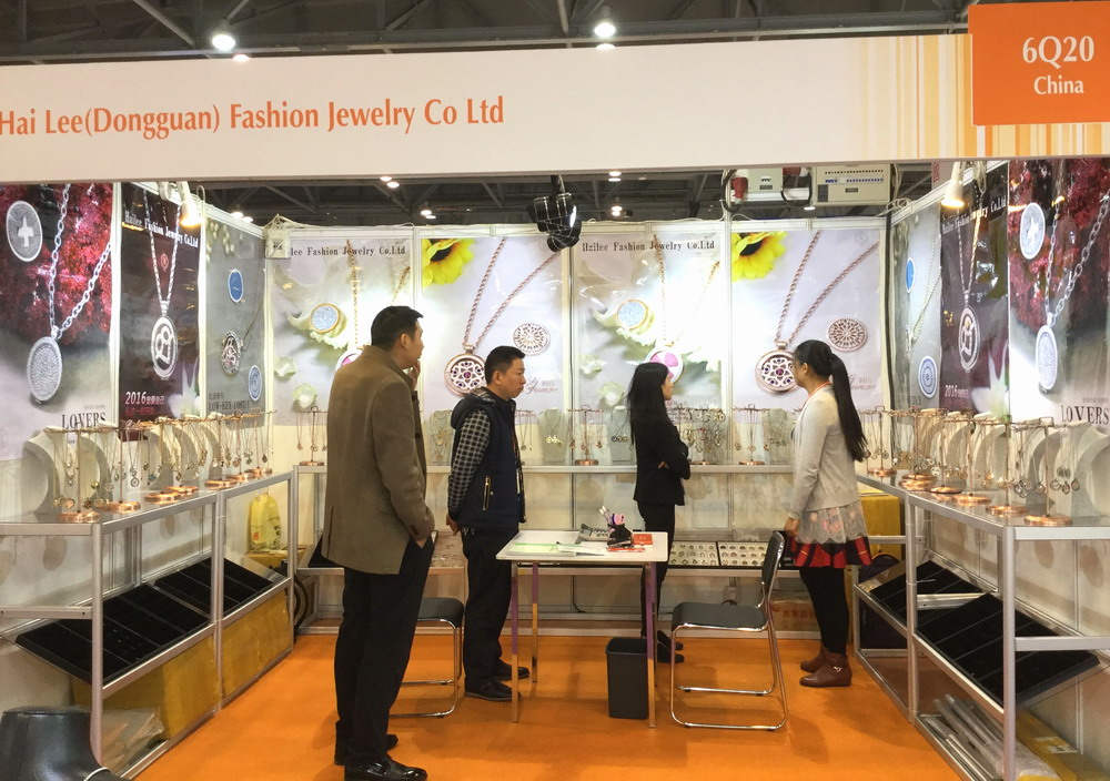 Booth no. 6Q20 - Hailee Fashion Jewelry Co., Ltd