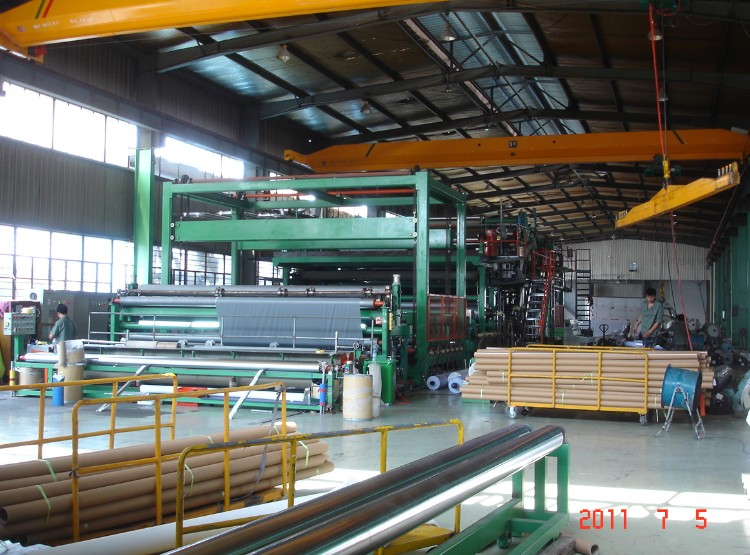 Raw Materials Production Line