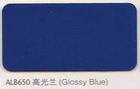 ALB650 Glossy Blue