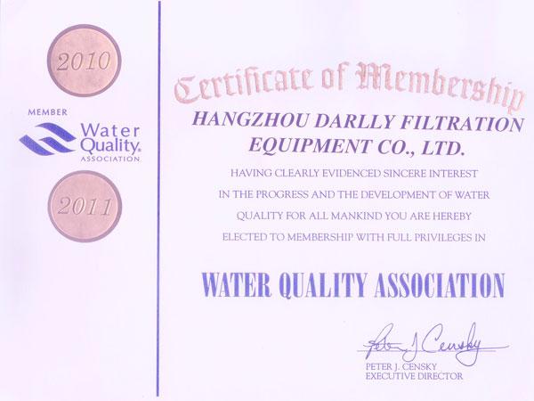WQA-Membership