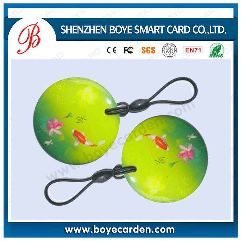 Customized Design Colorful RFID Card/Epoxy Card