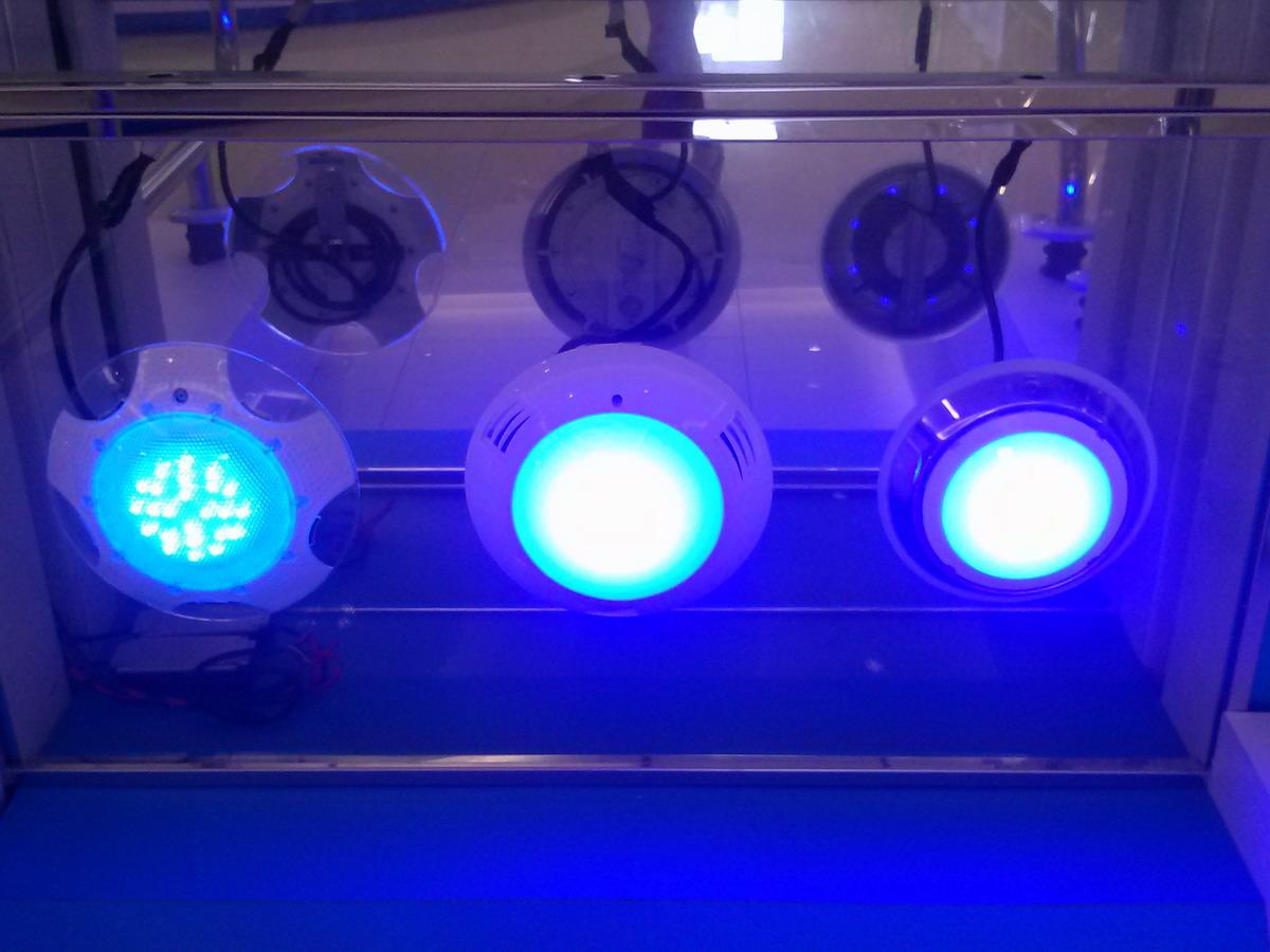 Underwater light display