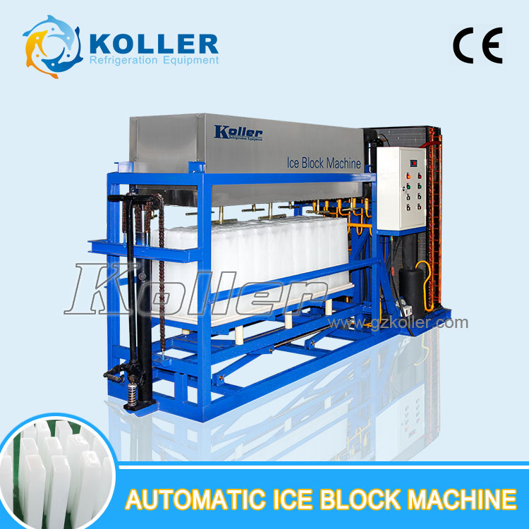 2000kg/day Automatic Direct Cooling Ice Block Machine, good price and quality in Africa