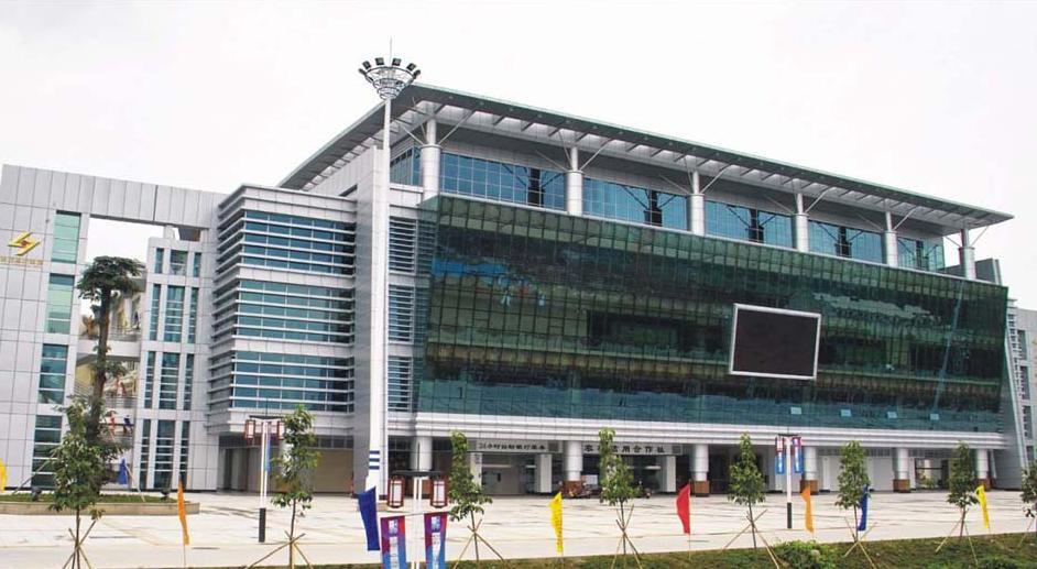 FOSHAN LANSHI INTERNATIONAL METAL COMMODITY FAIR EXHIBITION CENTER(35,000SQM)