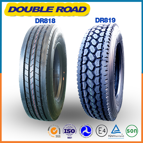 Shandong Qingdao New Radial Tire 11r22.5 11r24.5 285/75r24.5 295/75r22.5 Truck Tire