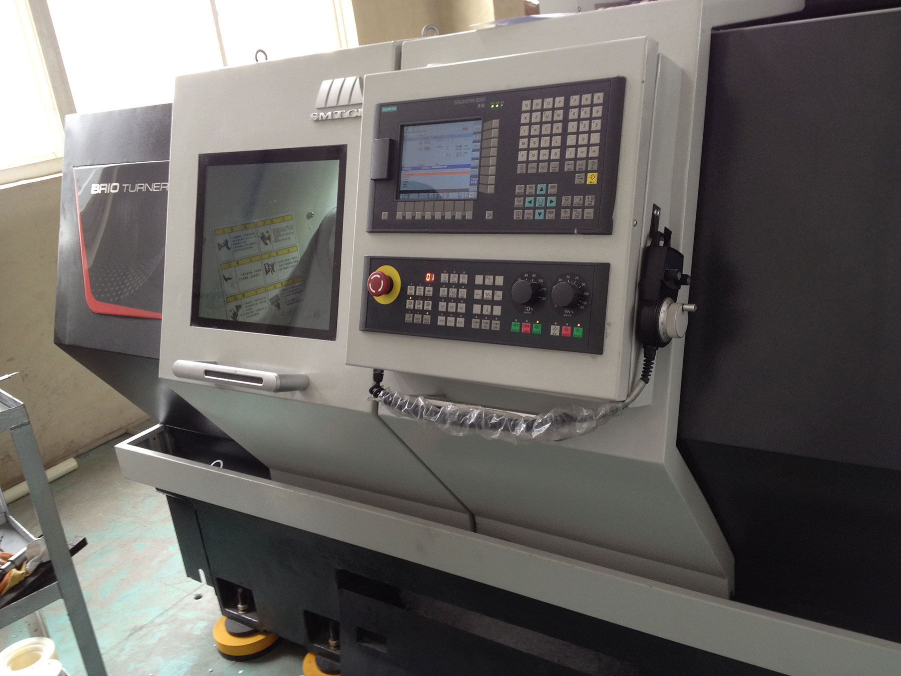 Introduce new machines for improving product craftwork.